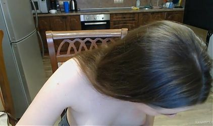 Russian 18 Girl And Her Breasts