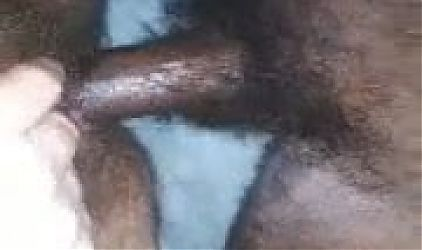 Hairy squirt on BBC